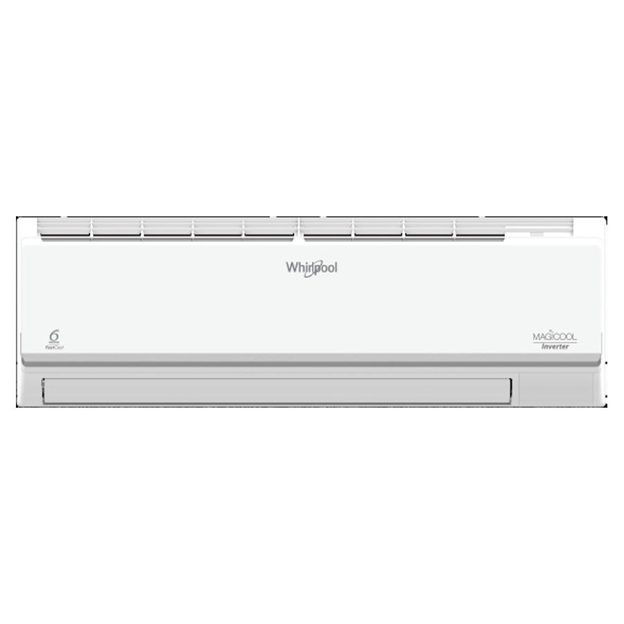 Whirlpool 1 Ton 3 Star Inverter Split AC (Magicool Pro SAI12B39MC0, Copper Condenser, White)_1