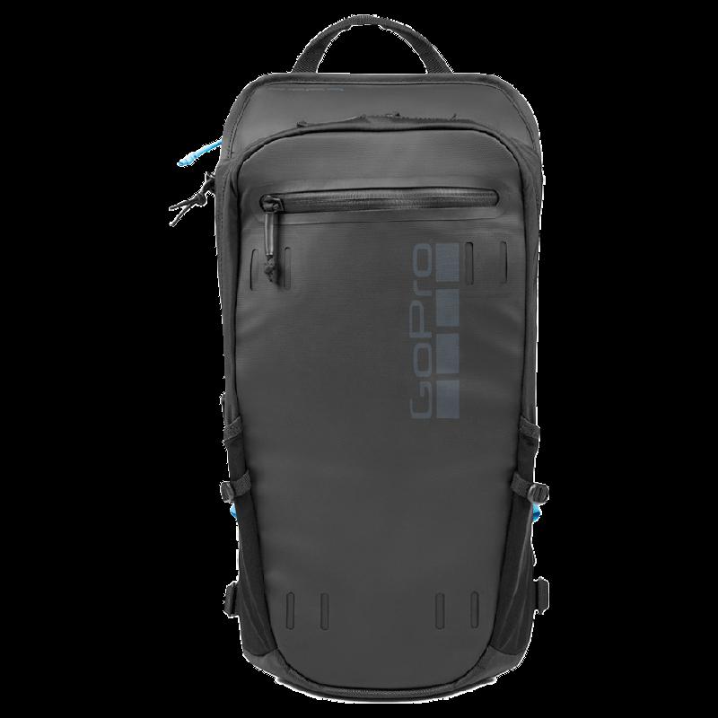 Go Pro 16 Litres Laptop/DSLR Backpack (AWOPB-002, Black)_1