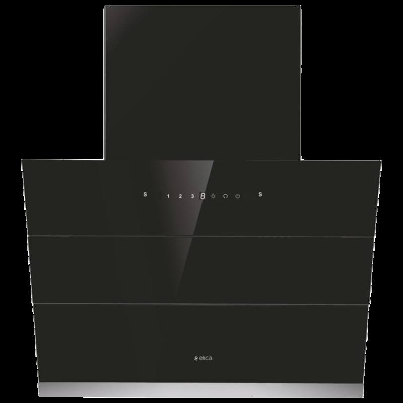 Elica 1100 m³/hr 60cm Filterless Chimney (Auto Clean, EFL-S601 HAC VMS, Black)_1