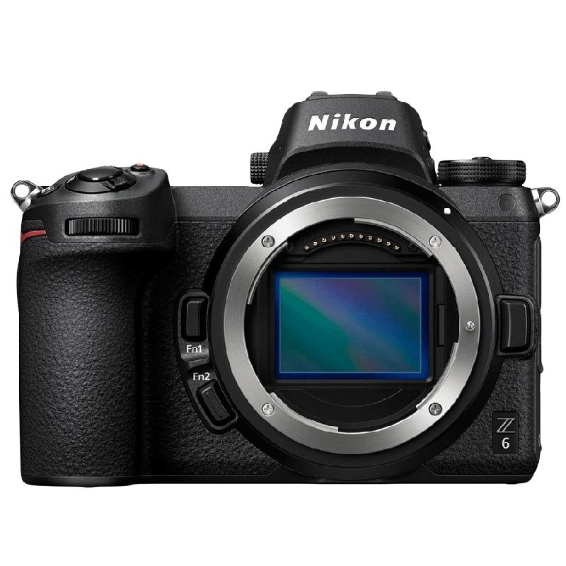Nikon Z6 24.5 MP Mirrorless Camera (Body Only) (VOK020WN, Black)_1