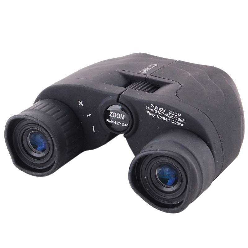 Croma IA6006 21x - 22mm Optical Binoculars (Black)_1