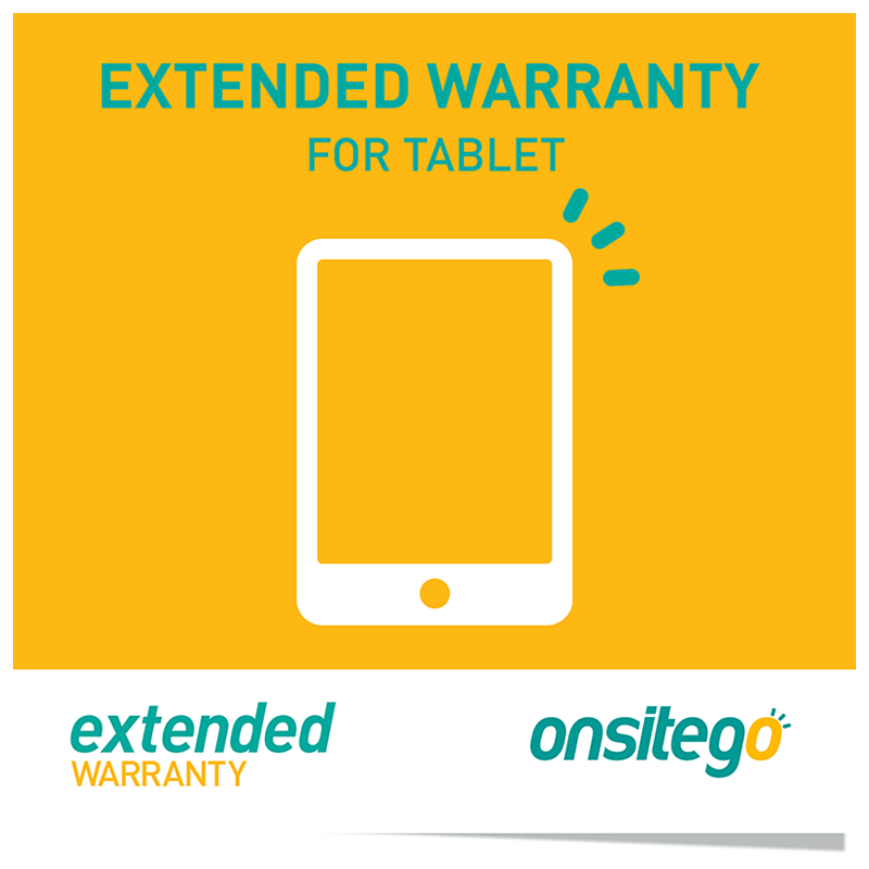 Onsitego 1 Year Extended Warranty for Tablet (Rs.100,000 - Rs.125,000)_1