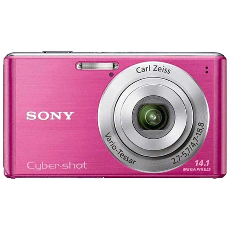 Sony 14.1 MP Point & Shoot Camera (DSC-W530, Pink)_1