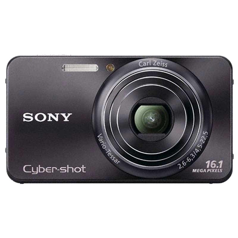 Sony Cyber Shot 16.1 MP Point & Shoot Camera (DSC-W570, Black)_1