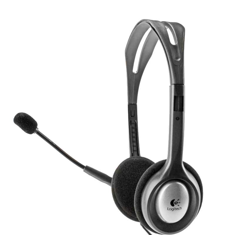 Logitech H110 Stereo Headset_1