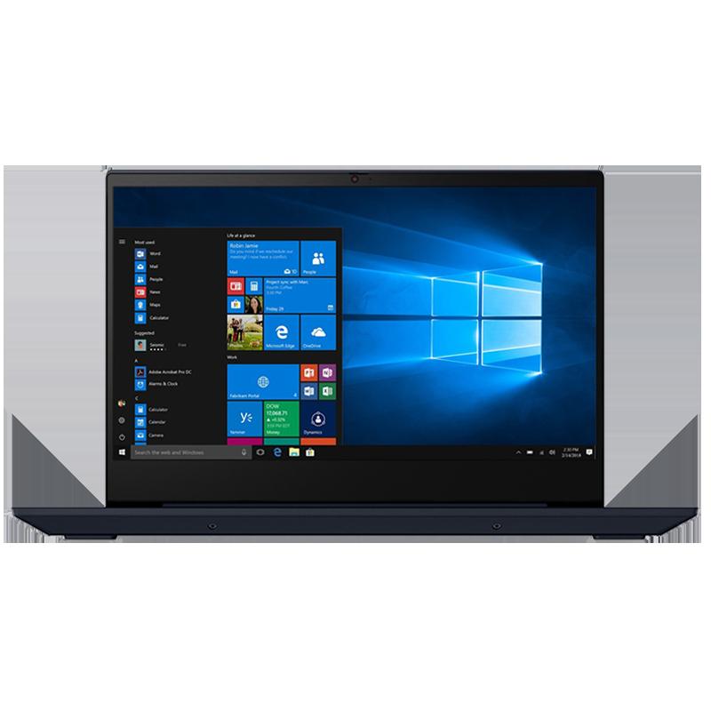 Lenovo IdeaPad S340 81NB005VIN Ryzen 3 Dual Core Windows 10 Home Laptop (8 GB RAM, 1 TB HDD + 128 GB SSD, AMDRadeon Vega 3 Graphics, MS Office, 35.56cm, Abyss Blue)_1