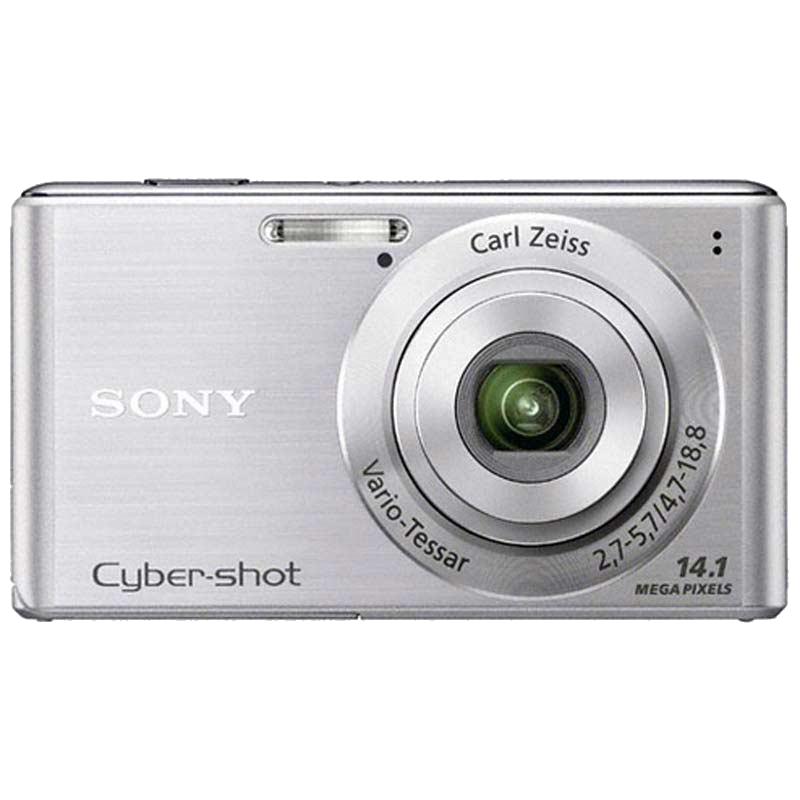 Sony Cyber Shot 14.1 MP Point & Shoot Camera (DSC-W530, Silver)_1