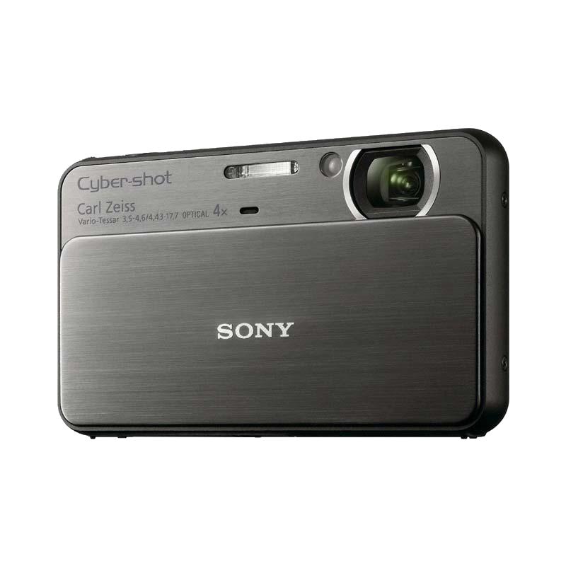 Sony Cyber Shot 14.1 MP Digital Camera (DSC-T99, Black)_1