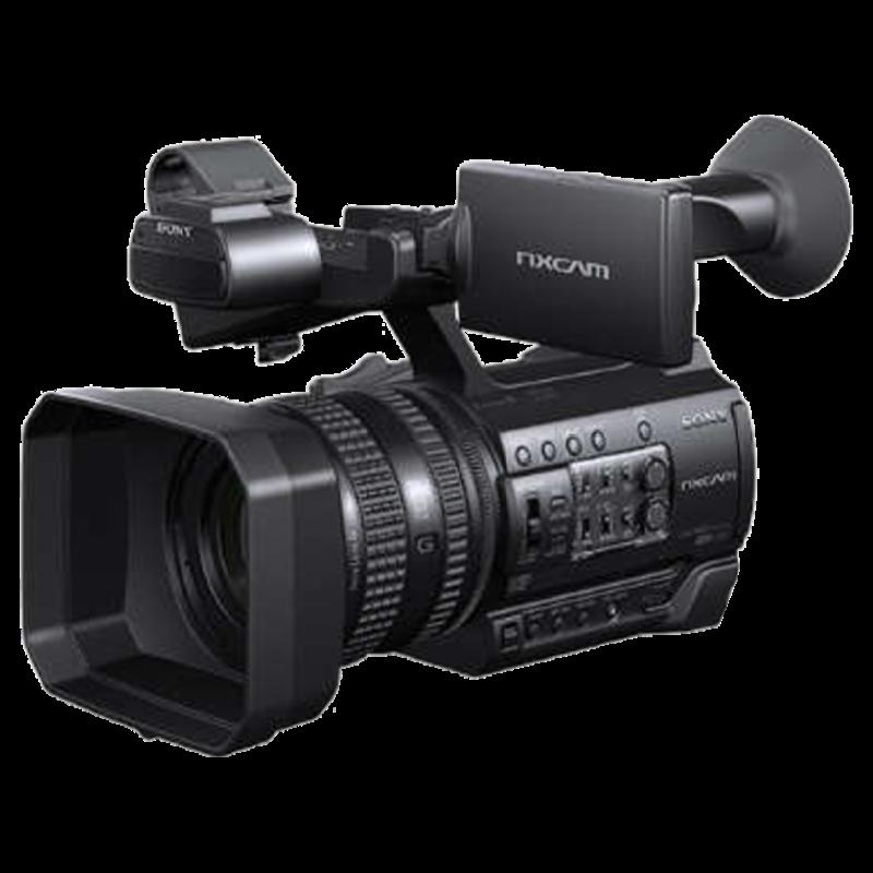 Sony 20 MP Handycam (HXR-NX100, Black)_1