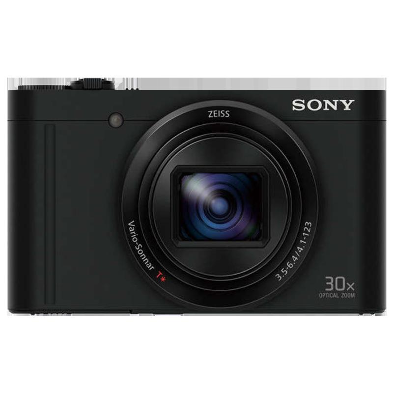 Sony Cyber Shot 18.2 MP Point & Shoot Camera (DSC-WX500/B, Black)_1