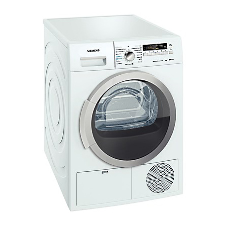 Siemens 8 Kg WT46B201IN Dryer (White)_1