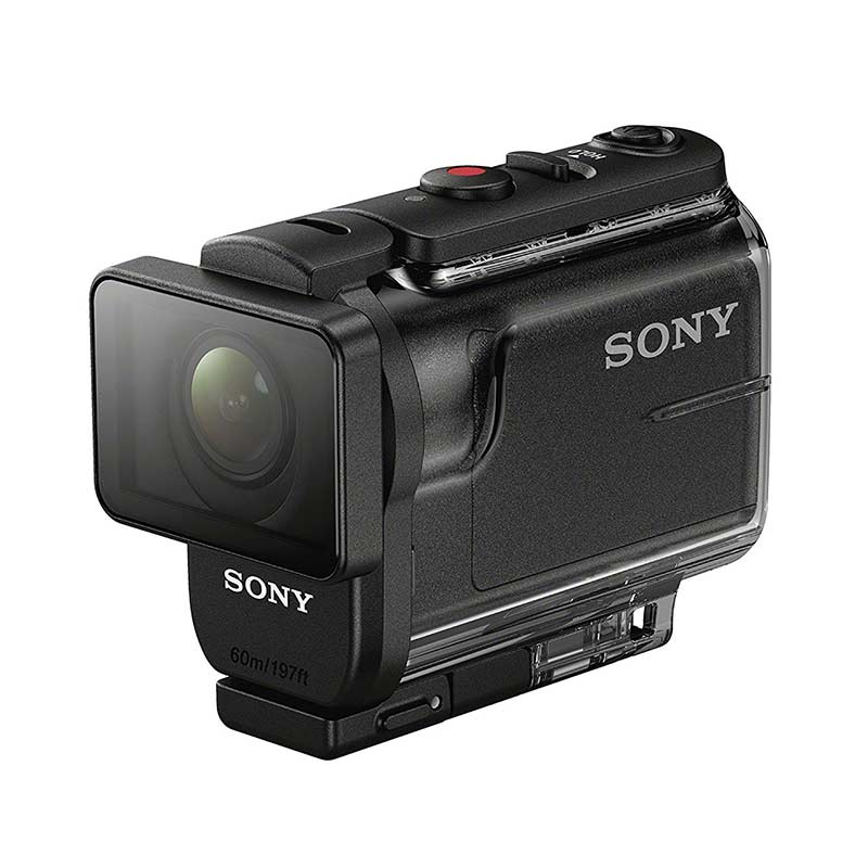 Sony 11.1 MP Action & Sports Camera (HDR-AS50R, Black)_1