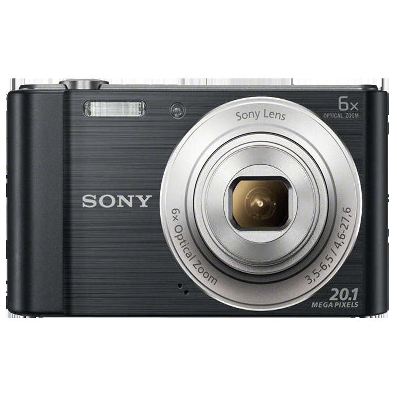 Sony Cyber Shot 20.1 MP Point & Shoot Camera (DSC-W810B, Black)_1