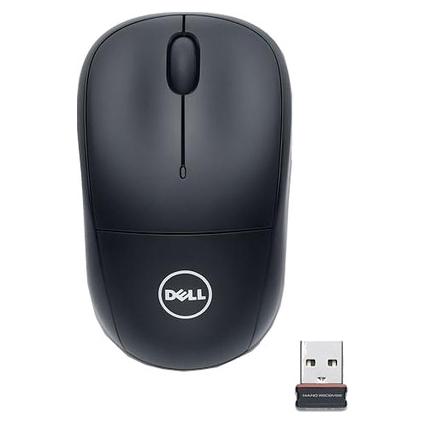 Dell WM123 1000 DPI Wireless Mouse (Black)_1