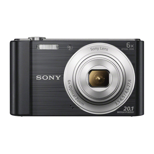 Sony Cyber Shot 20.1 MP Point & Shoot Camera (DSC-W810/B, Black)_1