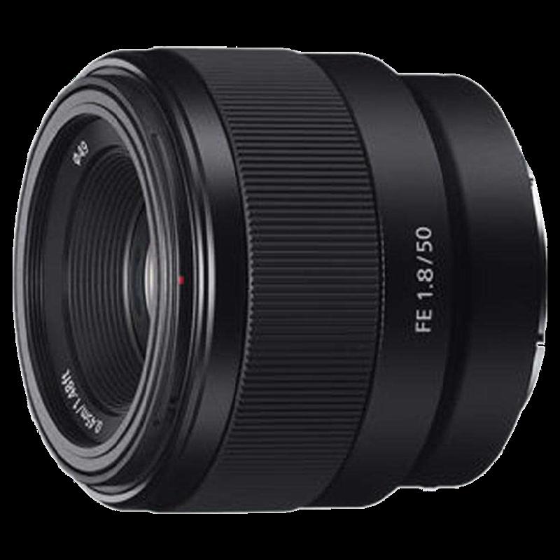 Sony FE 50 mm F1.8 OSS Lens (SEL50F18F, Black)_1