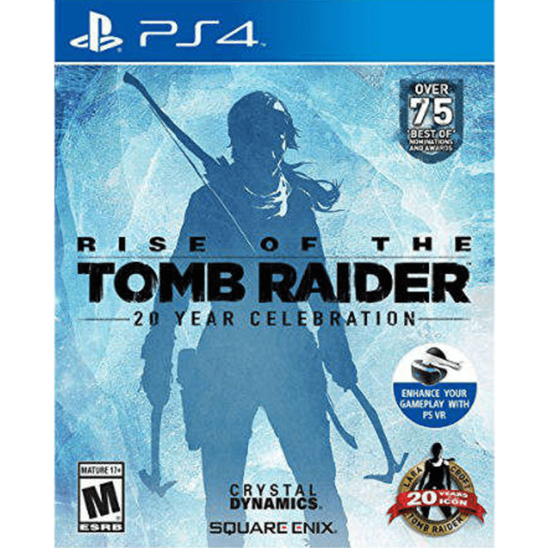 PS4 Game (Rise of Tomb Raider)_1