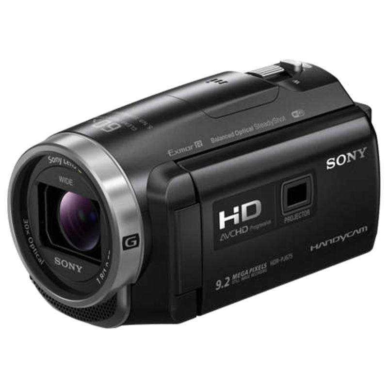 Sony 2.29 MP Handycam (HDR-PJ675, Black)_1