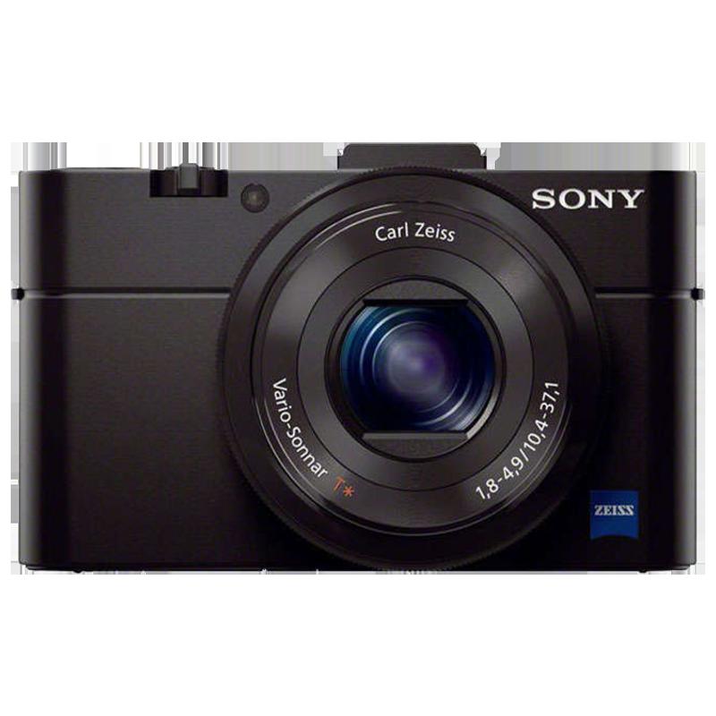 Sony Cyber Shot 20.2 MP Point & Shoot Camera (DSC-RX100M2, Black)_1