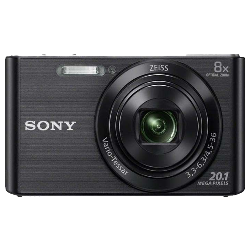 Sony 20.1 MP Digital Camera (DSC-W830, Black)_1
