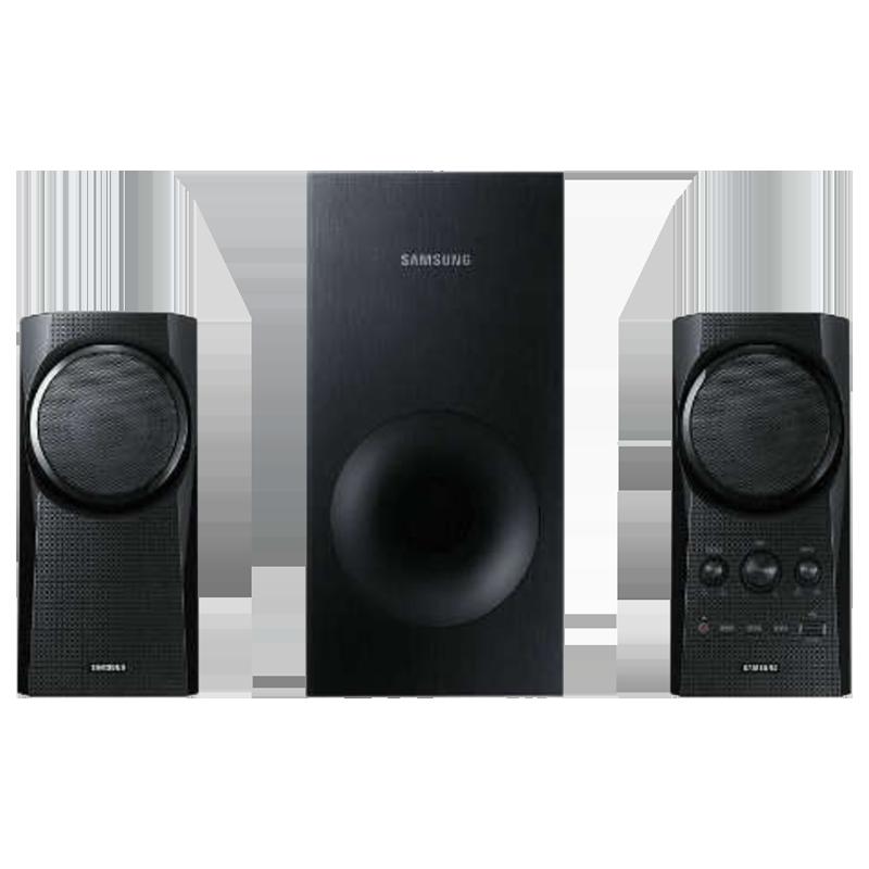Samsung 2.1 Channel Multimedia Speaker (HW-K20/XL, Black)_1