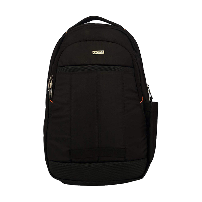 Croma 17 inch Laptop Backpack (CRXL5206, Black)_1