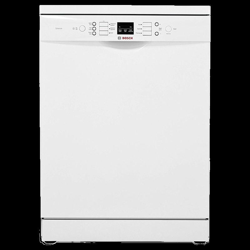 Bosch 12 Place Setting Dishwasher (SMS66GW01I, White)