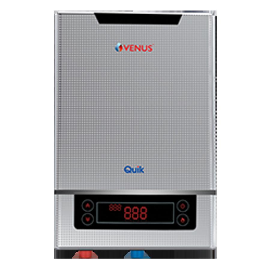 Venus Quik Instant Water Geyser (24000 Watts, Q243, Silver)_1