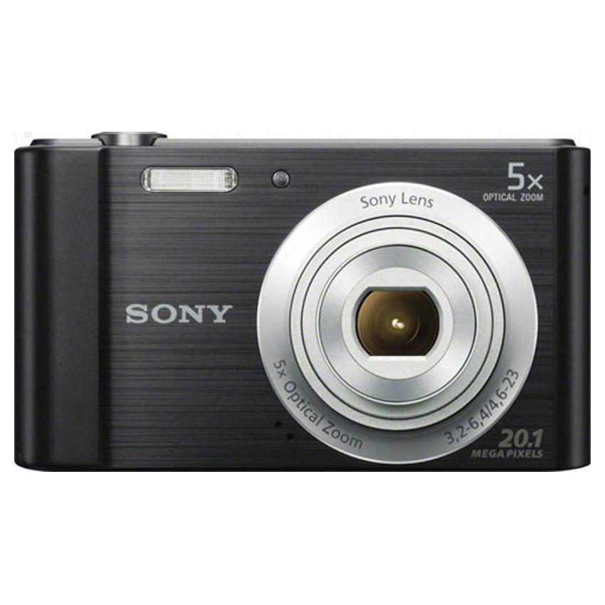Sony Cybershot 20.1 MP Digital Camera (DSC-W800, Black)_1