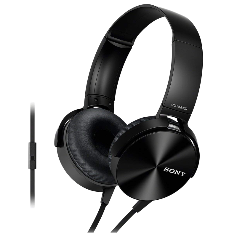 Sony MDR-XB450AP Extra Bass Headphones_1