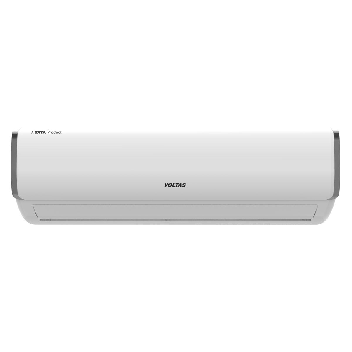 Voltas 1 Ton 3 Star Inverter Split AC (Copper Condenser, 123V MZQ, White)_1