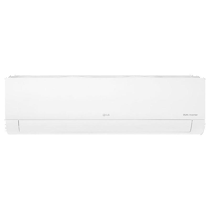 LG 1.5 Ton 3 Star Inverter Split AC (Air Purification Filter, Copper Condenser, LS-H18VNXD, White)_1