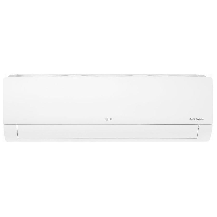 LG 1 Ton 3 Star Inverter Split AC (KS-Q12ENXA, Copper Condenser, White)_1