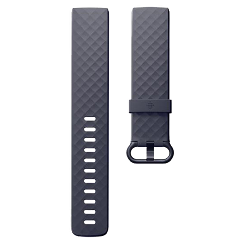 Fitbit Charge 3 Classic Small Band (FB168ABGYS, Blue Gray)_1