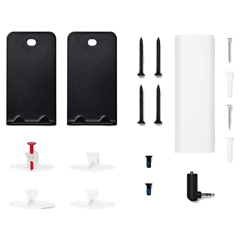 Bose Soundbar Wall Bracket Kit (802171-0010, Black)_1
