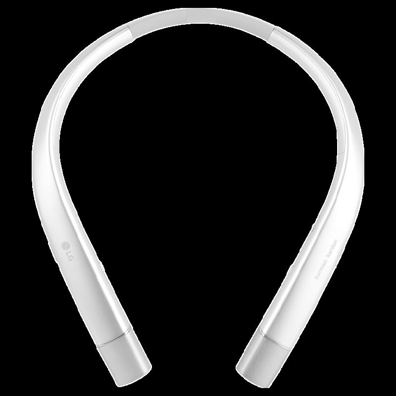 LG Tone Infinim HBS-920 Premium Bluetooth Wireless Stereo Headset (Silver)_1