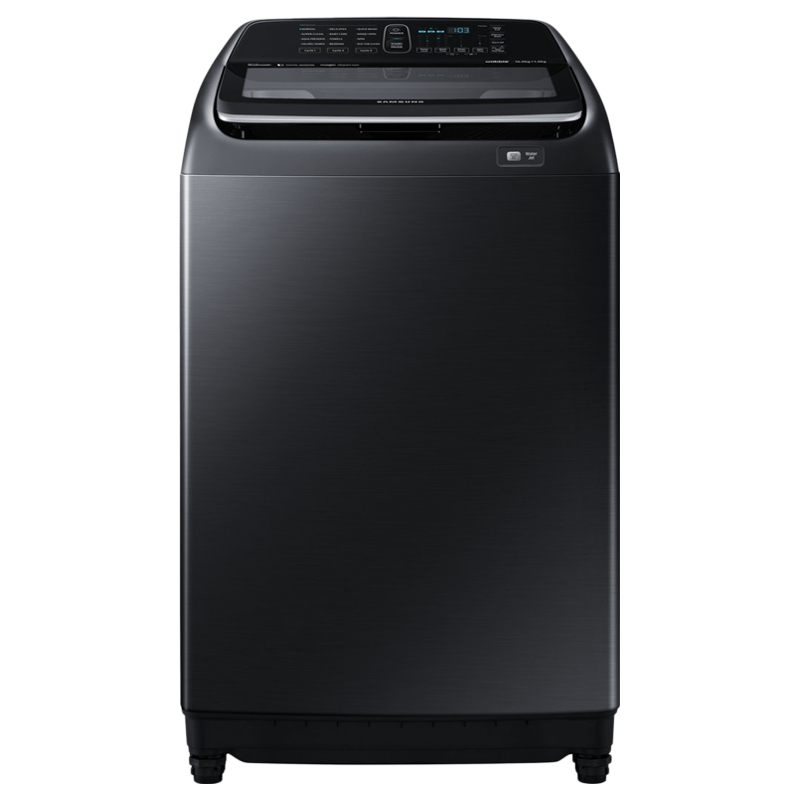 Samsung 16 kg Fully Automatic Top Loading Washing Machine (WA16N6780CV, Stainless Steel)_1