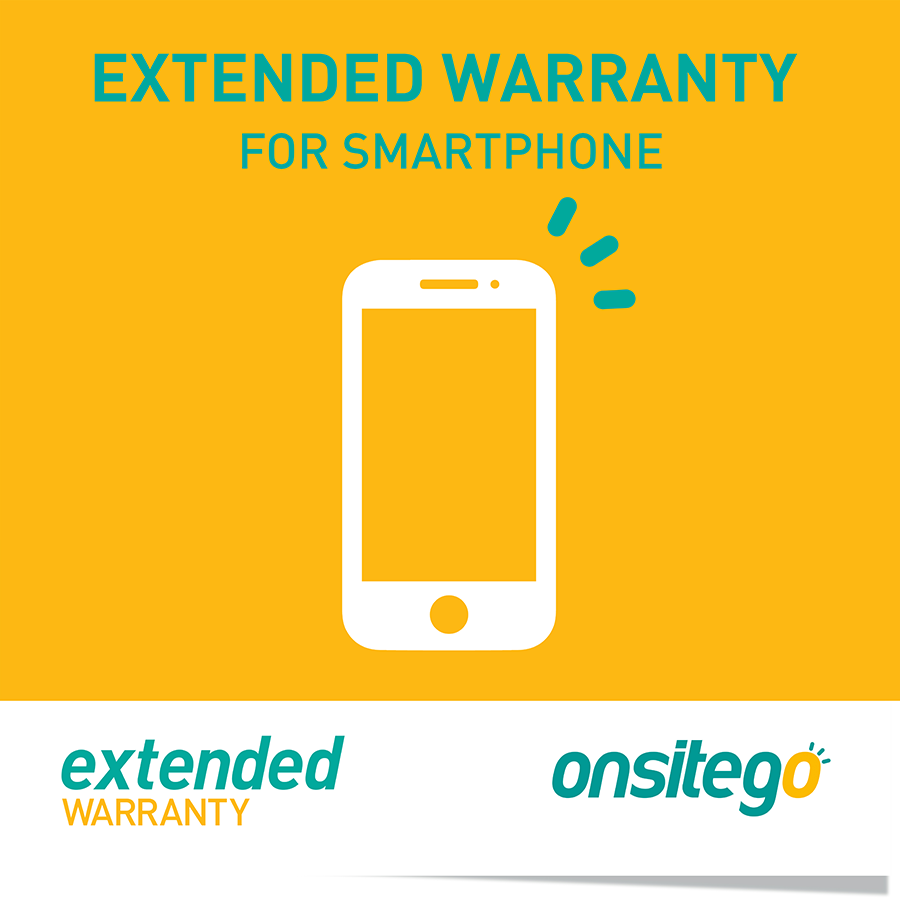 Onsitego 1 Year Extended Warranty for Smartphone (Rs.150,000 - Rs.155,000)_1