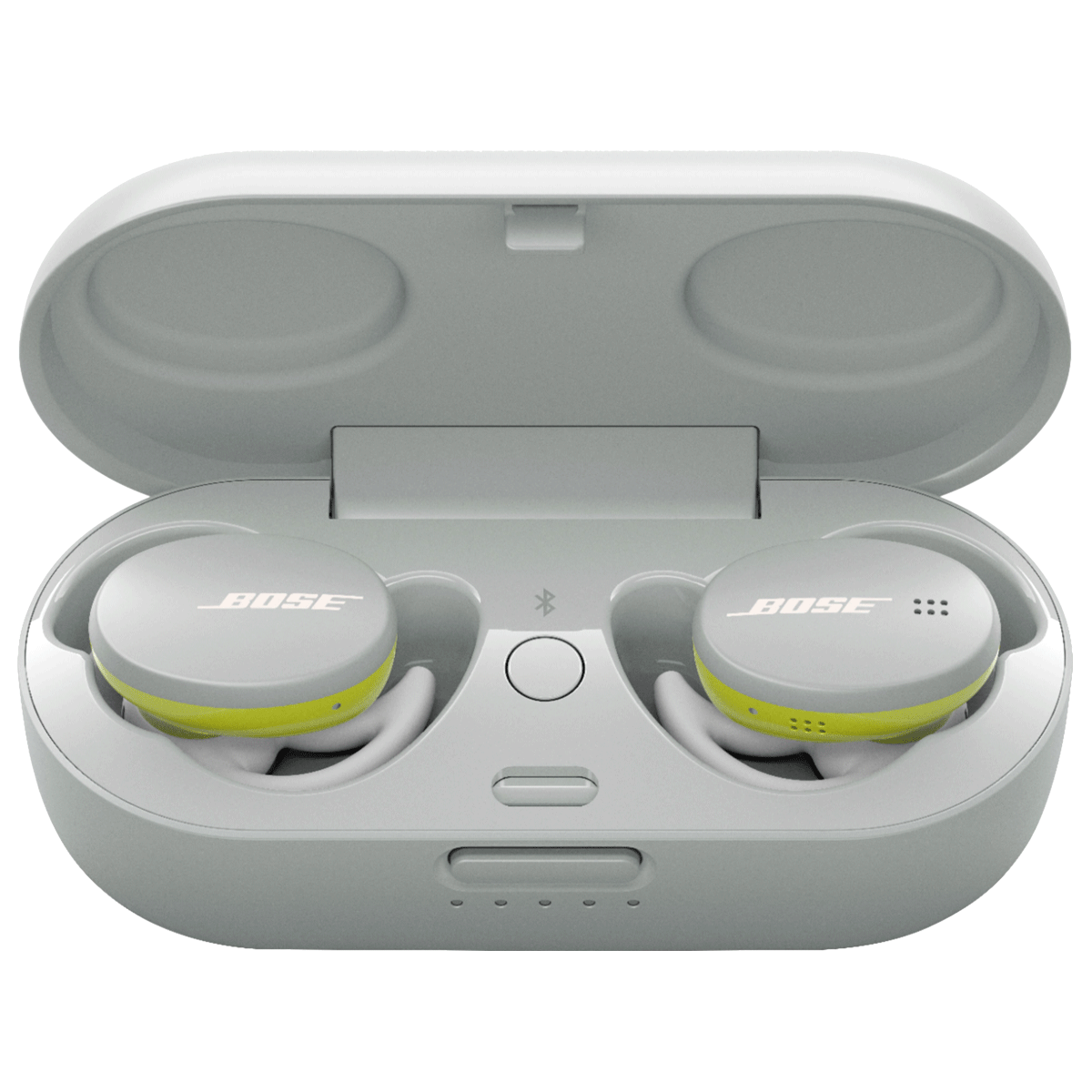 Bose Sport In-Ear Truly Wireless Earbuds with Mic (Bluetooth 5.0, Weather and Sweat Resistant, 805746-0030, Glacier White)_1