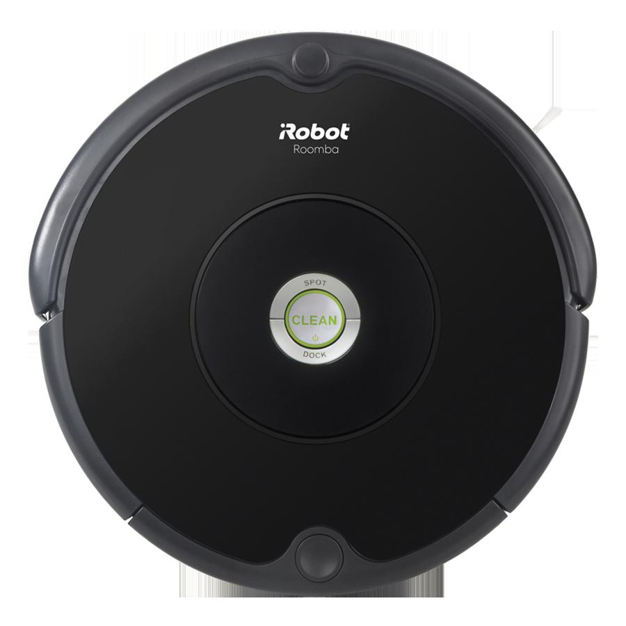 iRobot Vacuum Cleaner (Roomba 606, Black)