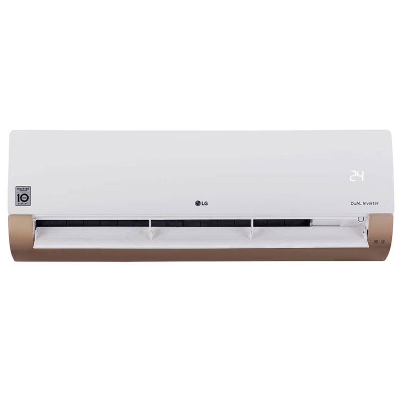 LG 1.5 Ton 5 Star Inverter Split AC (Wi-Fi Supported, Copper Condenser, KS-Q18AWZD.ANLG, White)_1