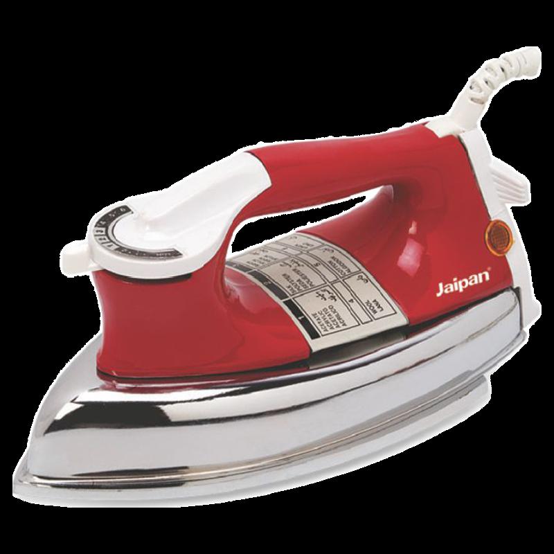 Jaipan Plancha 1000 Watt Steam Iron (JPPI0065, Red)_1