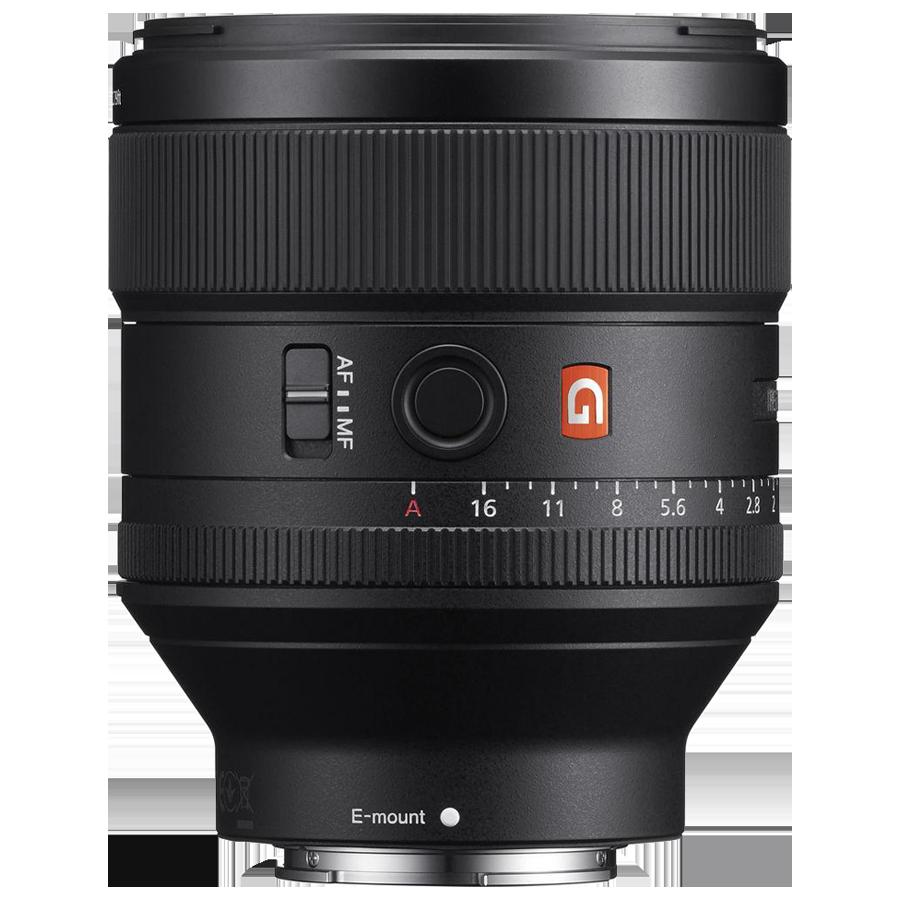 Sony FE 85 mm F1.4 GM Lens (SEL85F14GM, Black)_1