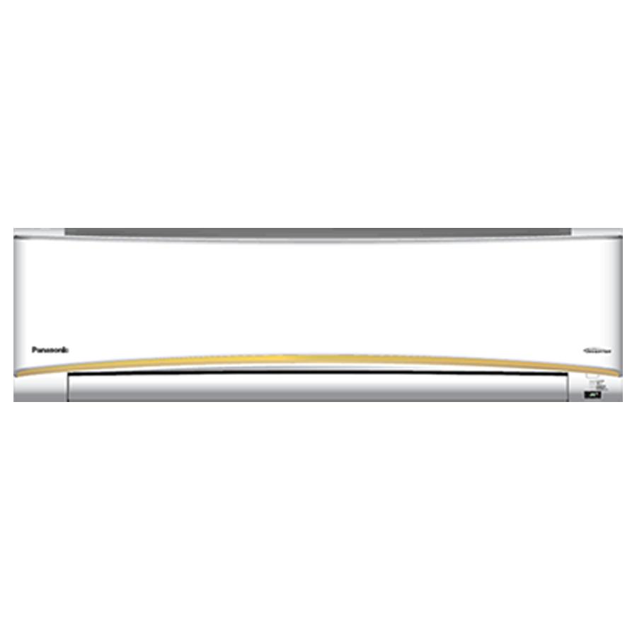 Panasonic 1 Ton 3 Star Inverter Split AC (Air Purification Function, Copper Condenser, KU12VKYF, White)_1