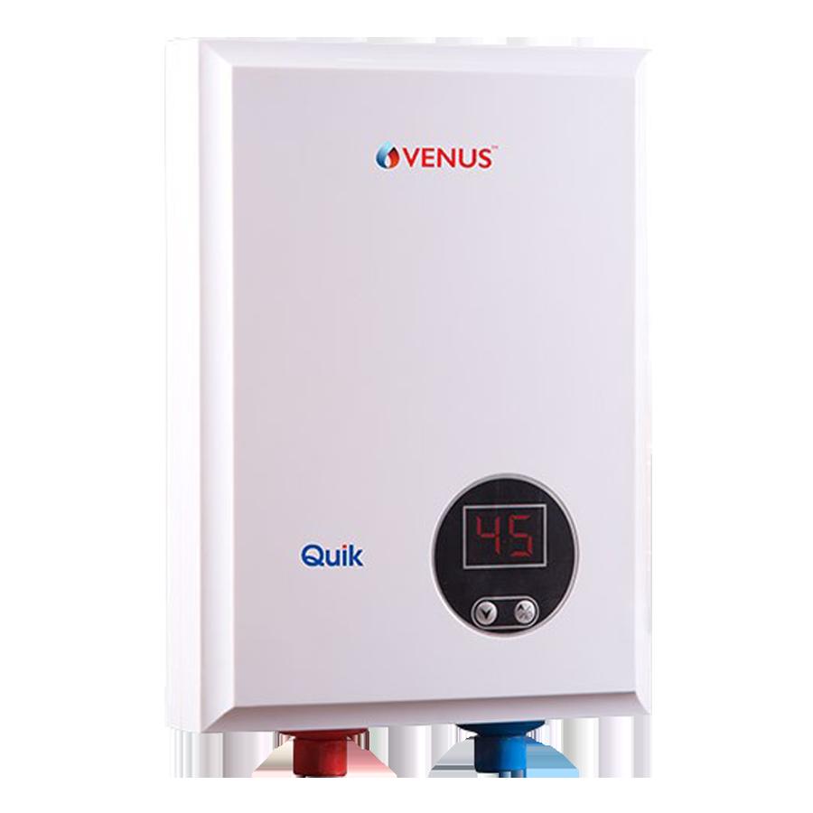 Venus Quik Instant Water Geyser (5500 Watts, Q55, White)_1