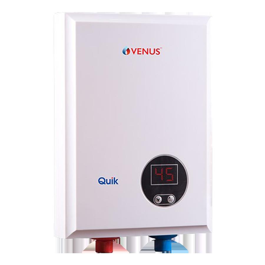 Venus Quik Instant Water Geyser (6800 Watts, Q68, White)_1