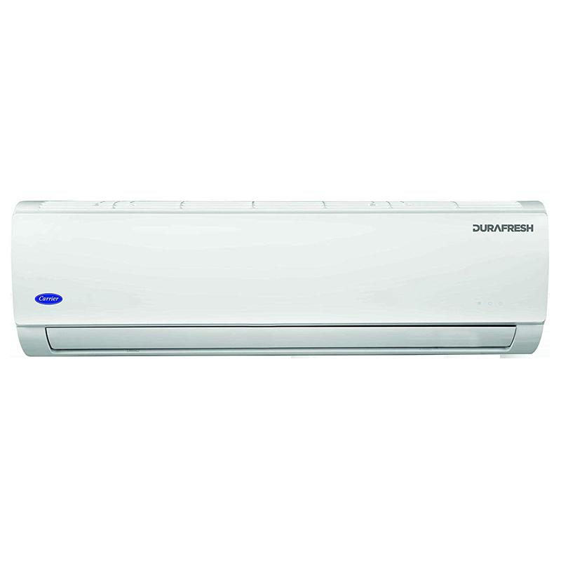 Carrier 2 Ton 3 Star Inverter Split AC (24K Durafresh, Copper Condenser, White)_1