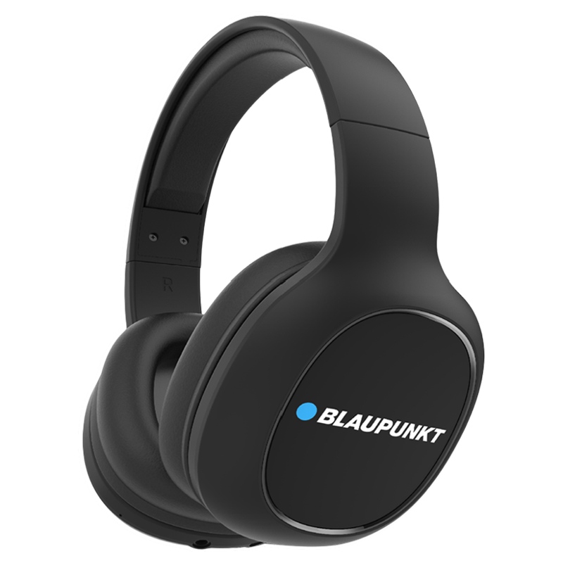 Blaupunkt Wireless Headphones (BH21, Black)_1