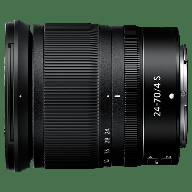 Nikon Nikkor Z 24-70 mm F4-F22 Lens (Black)_1