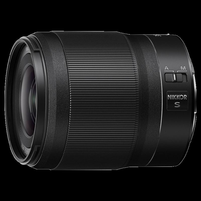 Nikon Nikkor Z 35 mm F1.8-F16 Lens (Black)_1